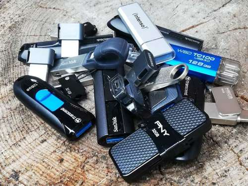 USB-Sticks im Test: Mobiler Datentransfer
