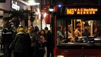 Nachts Jetzt Noch Mehr Nachtbusse Und Nachttaxis Von