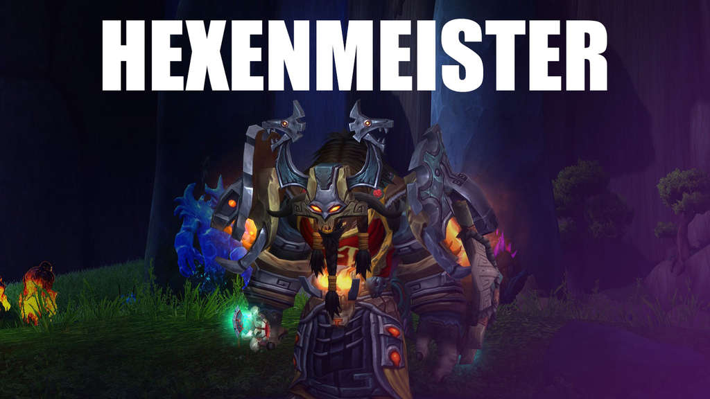 Hexenmeister WoW Classic Level Guide