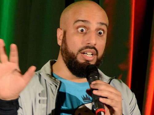 """Staatsfreund Nr. 1"": TV-Comedian Abdelkarim am 12. September in Frankenberg"