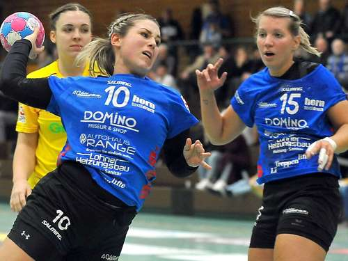 Germania Fritzlars Handball-Frauen: Teamgeist als Plus