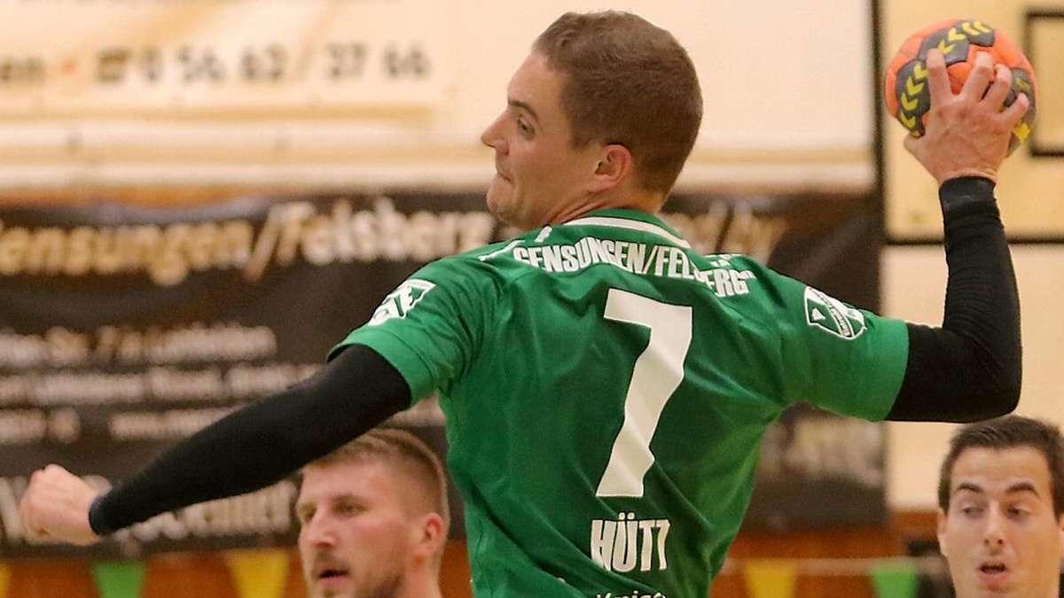 Handball Oberliga: Benedikt Hütt überragt bei Gensungens 31:18-Derbysieg gegen Vellmar | Sport Schwalm-Eder-Kreis - HNA.de