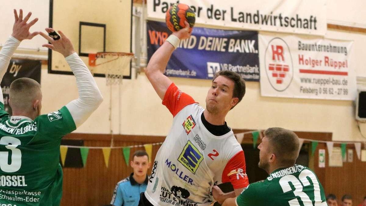 Vellmar ohne Kampfgeist und Biss | Handball regional - HNA.de