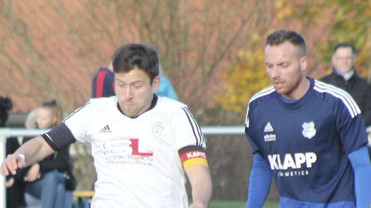 Balhorns Siegesserie endet in Schauenburg | Sport Hofgeismar/Wolfhagen - hna.de