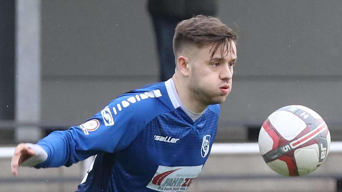 Fußball-Verbandsliga: OSC Vellmar gegen Weidenhausen | Fußball regional - hna.de
