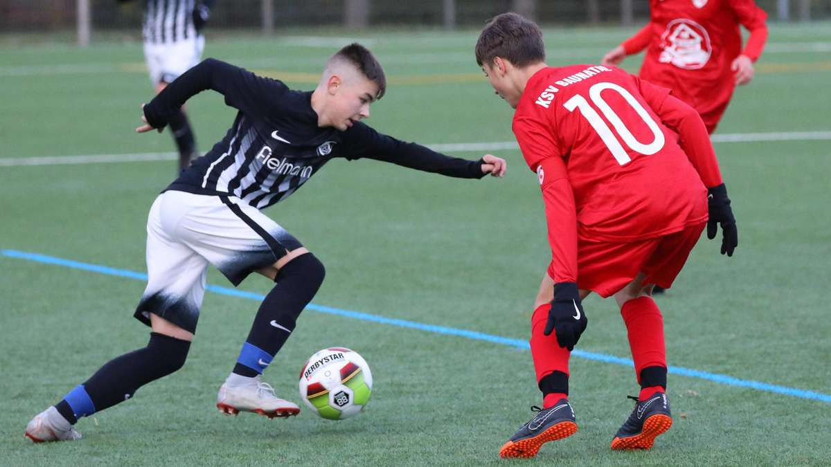 B-Junioren: OSC Vellmar entscheidet Derby beim KSV Baunatal früh | Sport Kassel - HNA.de