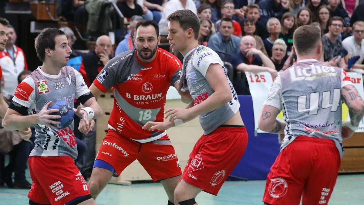 Handball-Oberliga: TSV Vellmar muss in Melsungen alle Kräfte mobilisieren | Oberliga - HNA.de