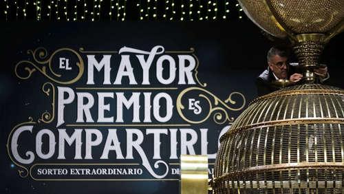 Spanische Weihnachtslotterie Live