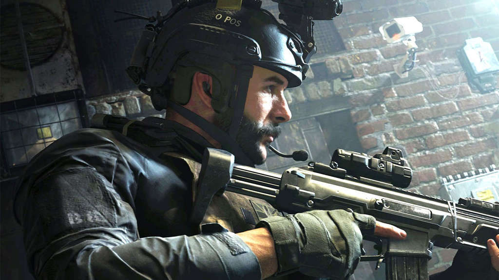 Call of Duty: Modern Warfare - Patch 1.08 Trails Modus wieder spielbar