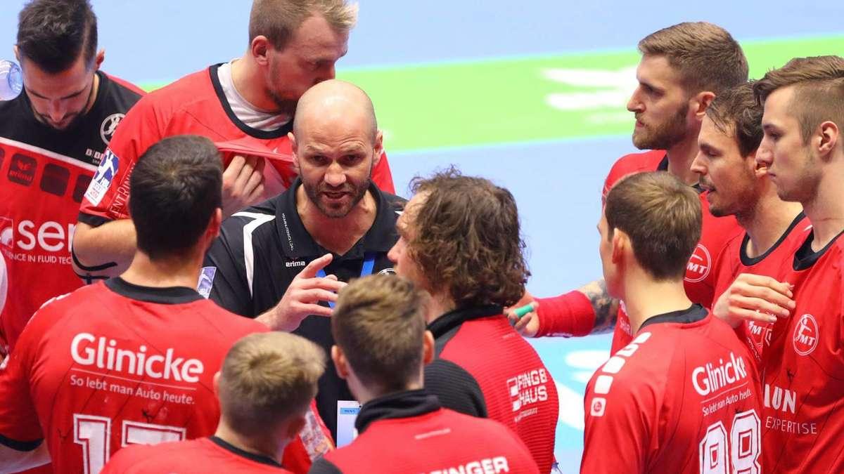 MT Melsungen siegt gegen Olympiakos Piräus - Aber Leistung enttäuschend | MT Melsungen - hna.de