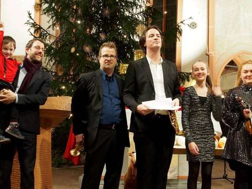 """Dinner for Six"" in der Bad Hersfelder Stadtkirche"