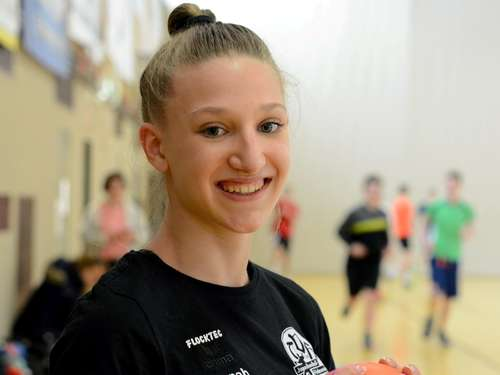 SV Germania Fritzlar angelt sich Top-Talent Hannah Berk