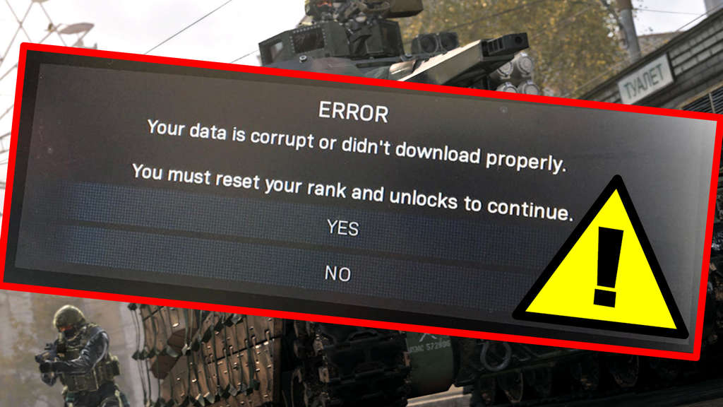 Call of Duty Modern Warfare: Probleme Rank-Reset-Problem? Hilfe im Guide