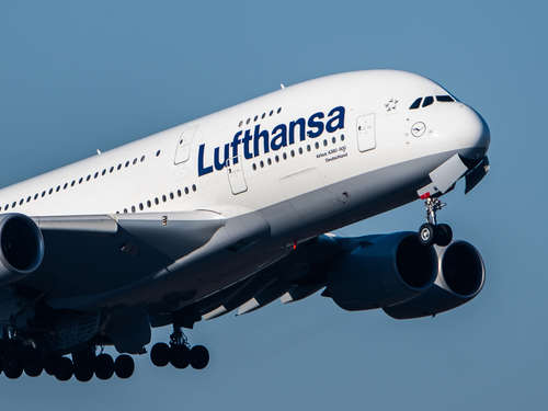 Horror-Moment in Lufthansa-Flieger nach Miami - Maschine kehrt um