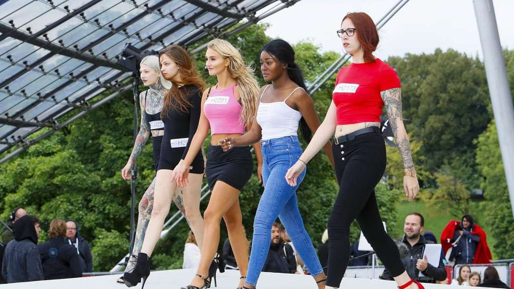 Die neue Staffel Germany&#39s next Topmodel