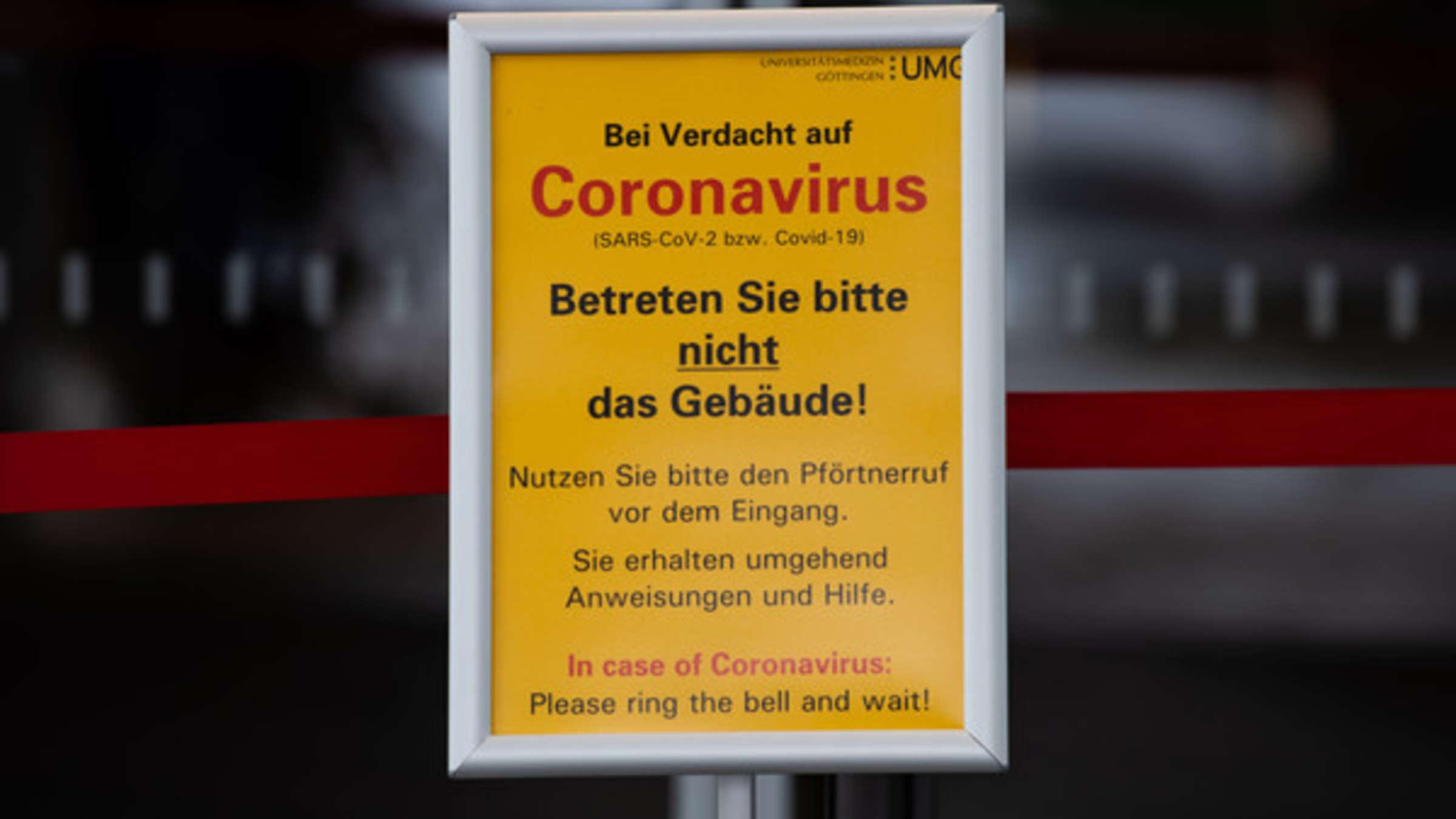 corona infizierte im emsland