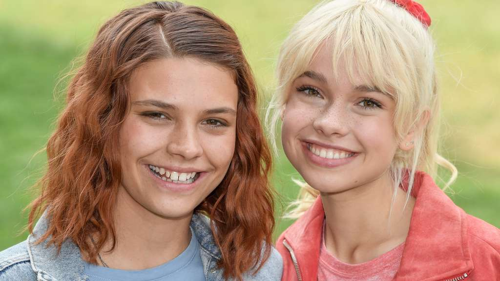 "Am 3. April startet die Serie ""Bibi & Tina"" auf Prime Video."