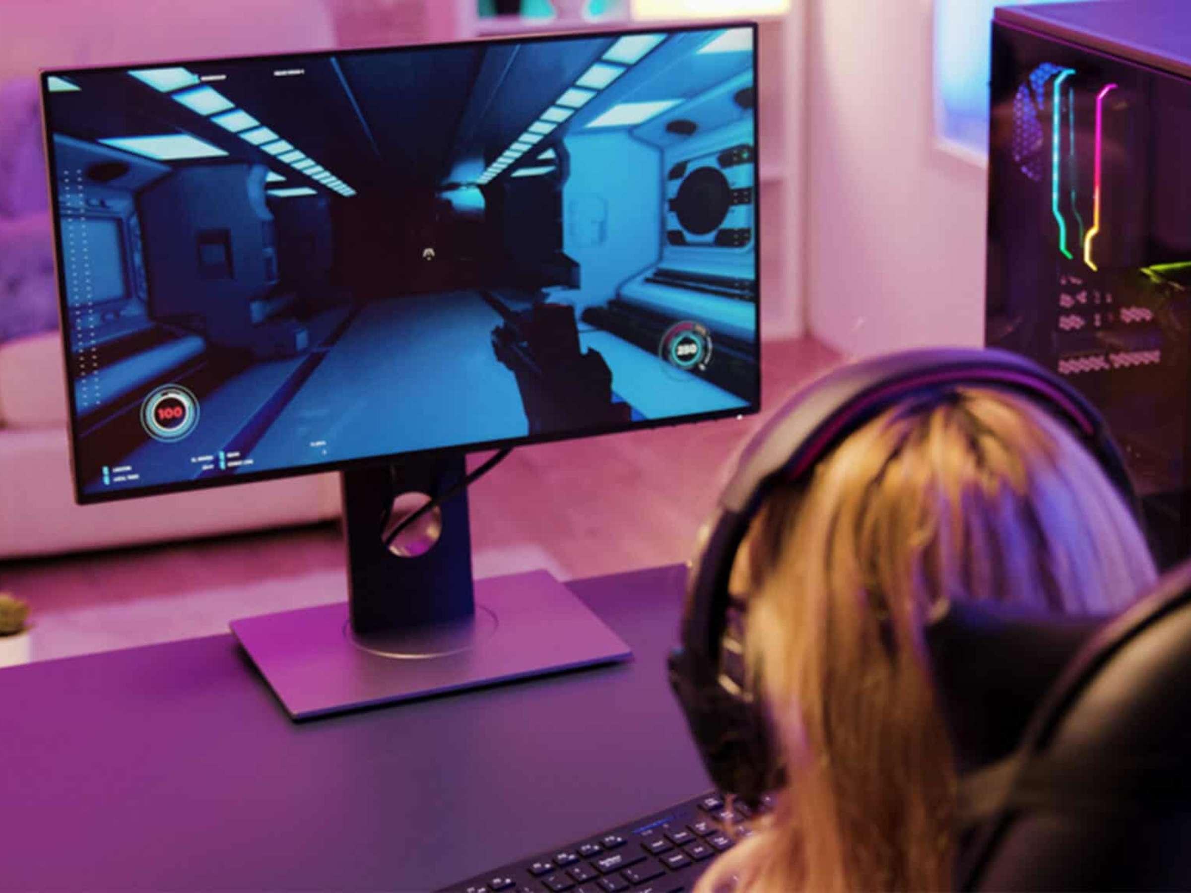 Gamer Pc Spiele - Er sucht Sie (Mann sucht Frau - Markt
