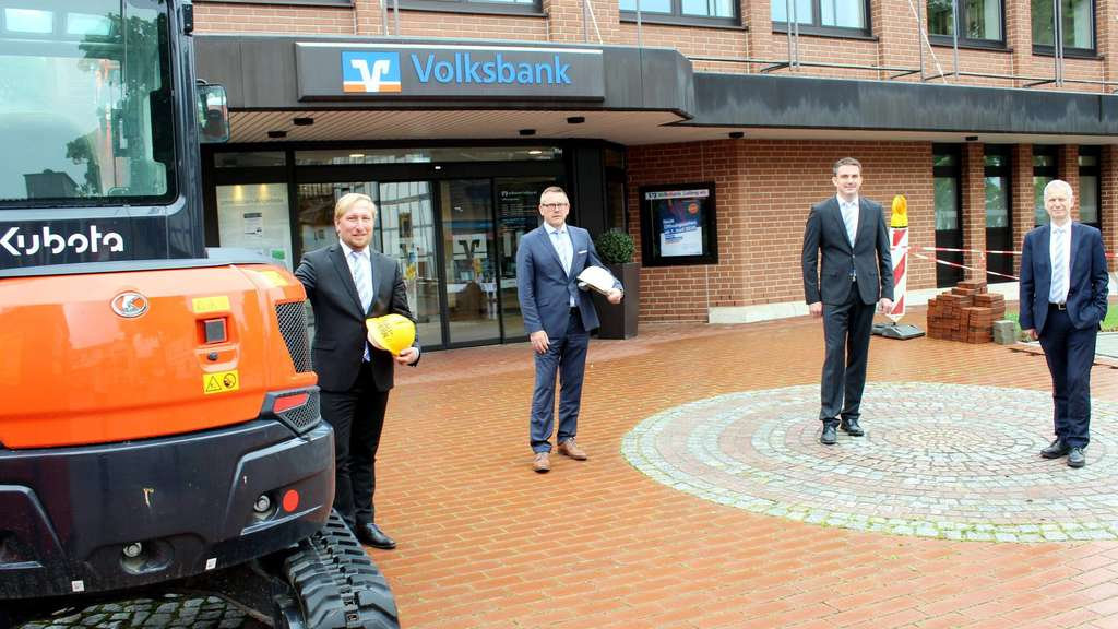 Volksbank Solling baut für 1 Million Euro um