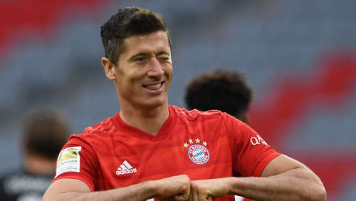 Lewandowski Favorit auf Ballon d'Or? Pole mit Mega-Ansage
