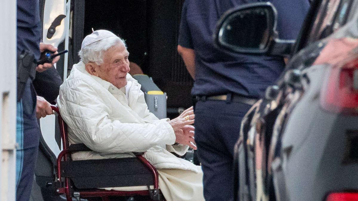 Bayern Papst