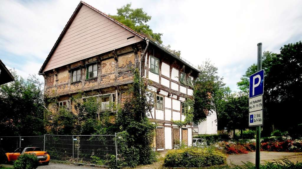 Konrektorenhaus in Northeim: Verein plant Sanierung