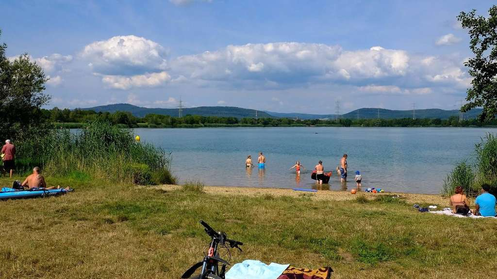 Badesee-Check: Hessische Karibik am Singliser See in Borken