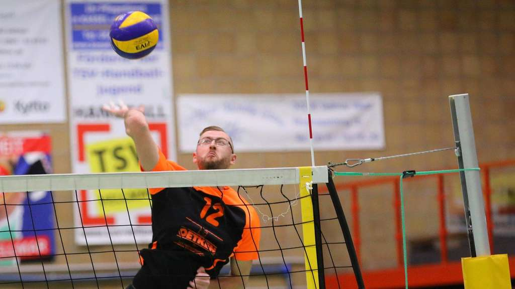 Heimische Volleyballer hoffen auf Start am 12. September