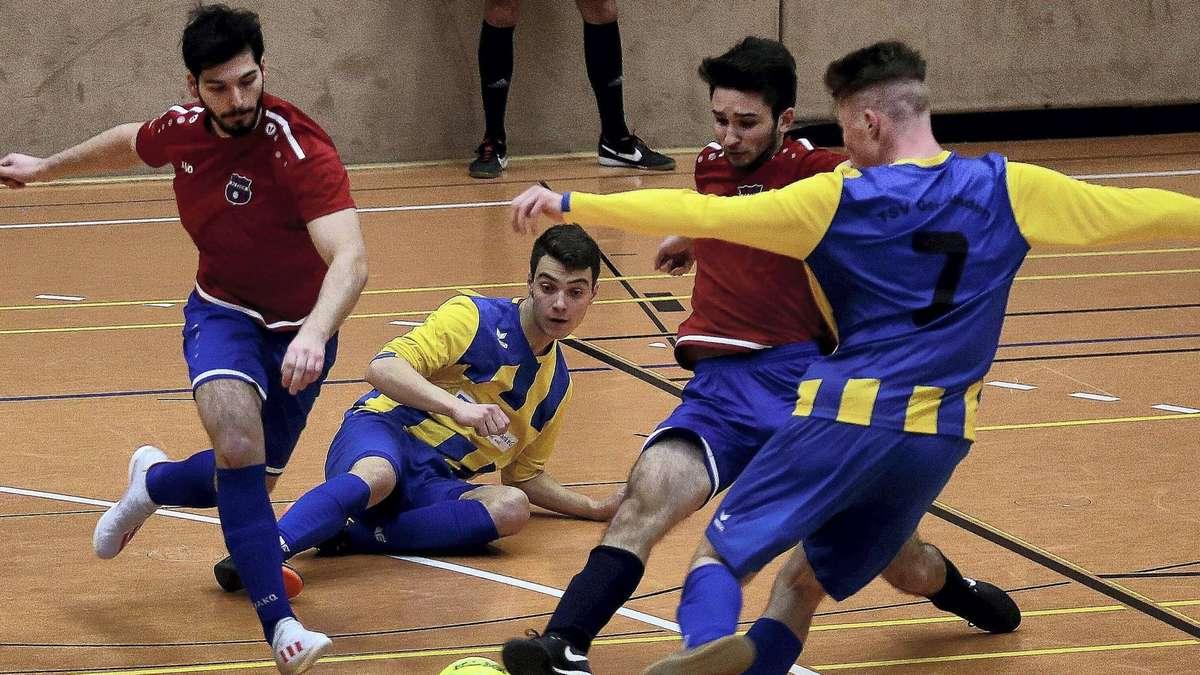 Frankenberger Fußball: Hallenkreismeisterschaften wegen Corona abgesagt