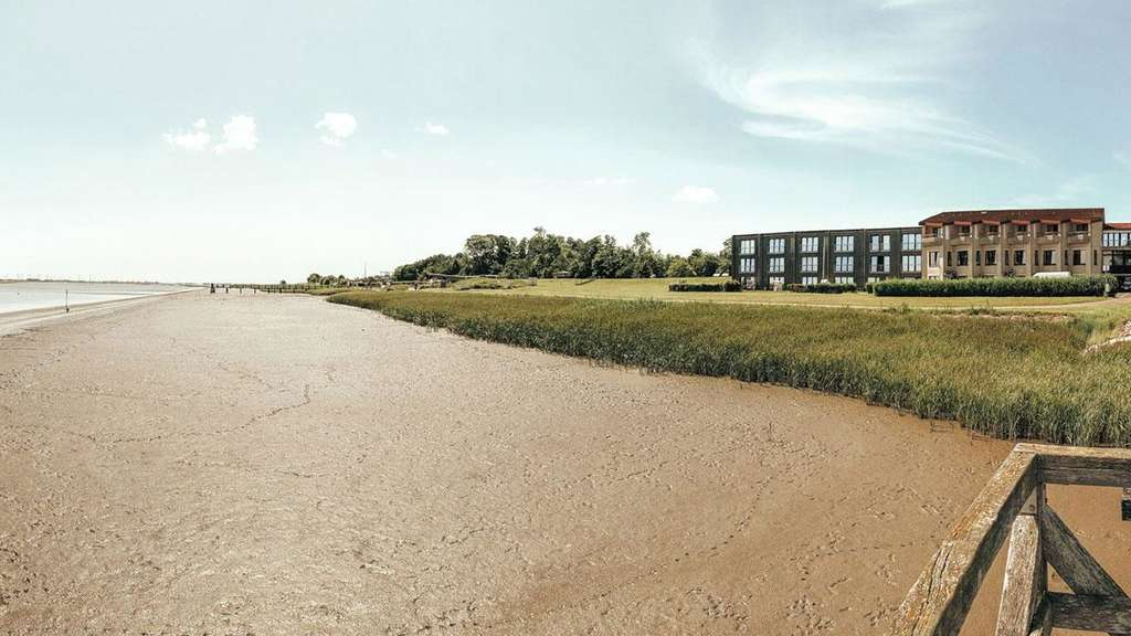 Hotel be natural am Ufer der Eider