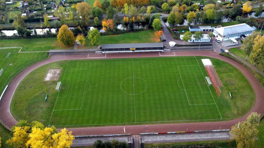 FC plant Sanierung des Stadions in Northeim