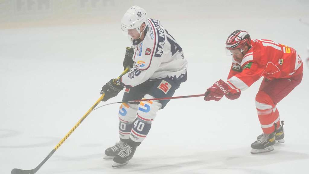Kassel Huskies verlieren Test in Bad Nauheim 2:5