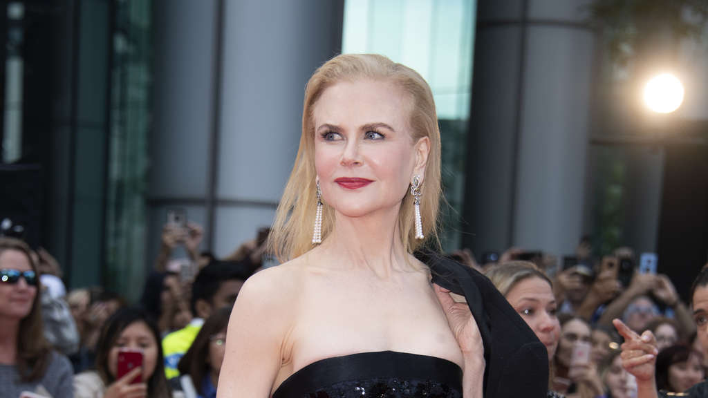 "Nicole Kidman auf der Premiere des Films ""The Goldfinch""."