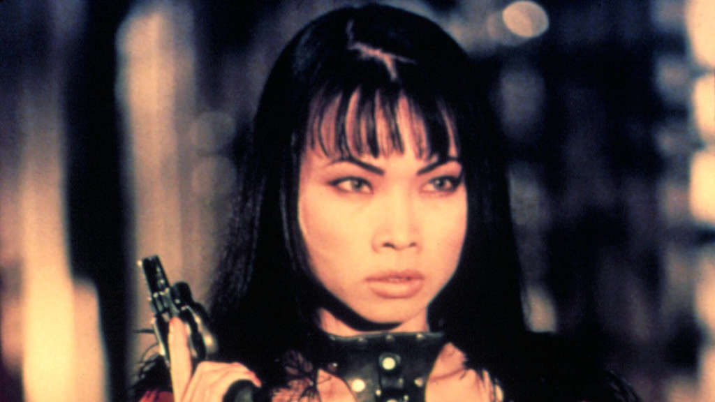 "Thuy Trang in ""The Crow: City of Angels""."