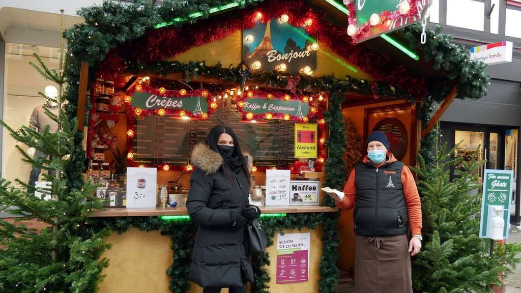 Schausteller in Northeim starten zufrieden in die Adventszeit