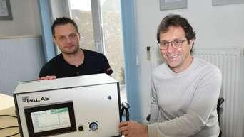 Corona: Gemündener Aerosolexperte Scheuch kommt Ziel, Infizierte per  Atemtest zu erkennen, näher | Gemünden (Wohra)