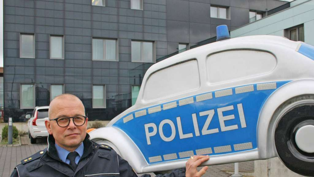 Chef des Polizeireviers Süd-West wechselt in die Polizeidirektion Kassel