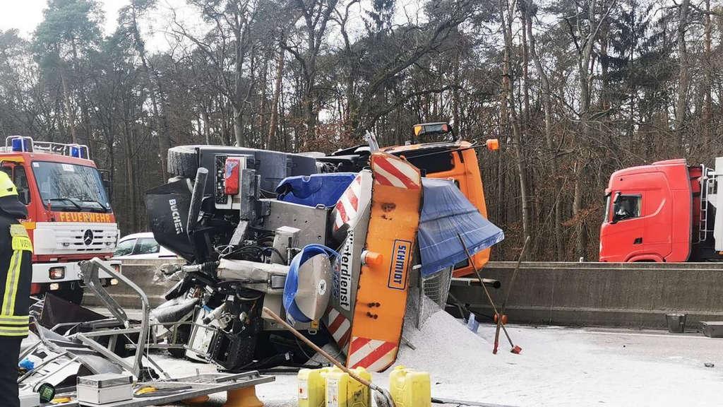 Aktuelle Unfälle Hessen