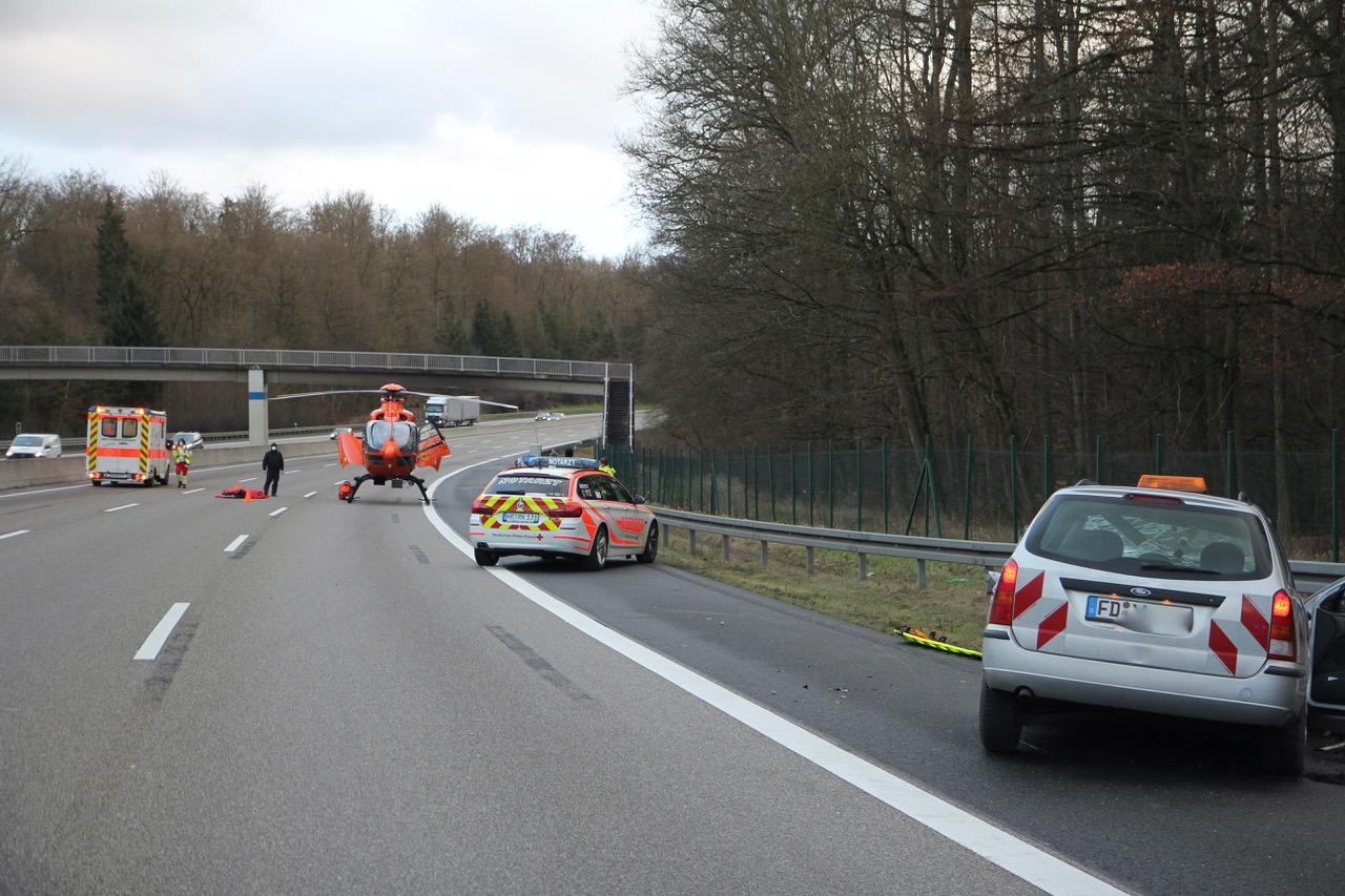 Unfälle Auf Der A7